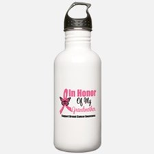 Breast Cancer Honor Water Bottle