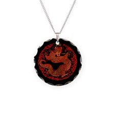 Dragon Twist Necklace