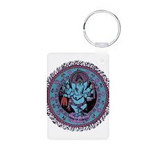 Ganesh Dancer Keychains