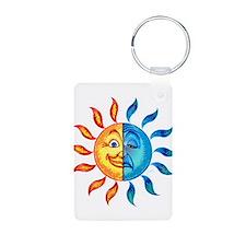 BiPolar Solar Keychains