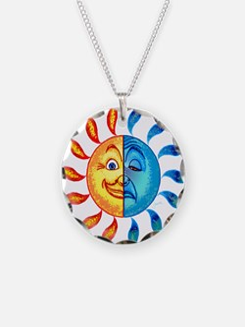 BiPolar Solar Necklace