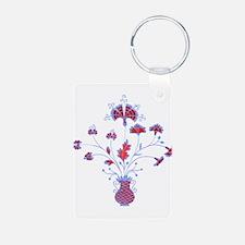 Scandi Bloom Keychains