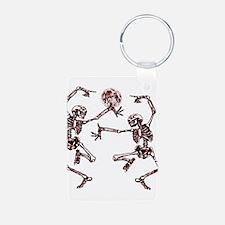 Danse Macabre Keychains