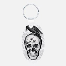 Raven Poe Keychains