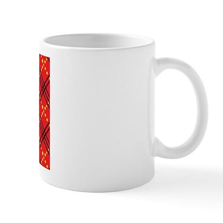 Plaid Scottie! Mug