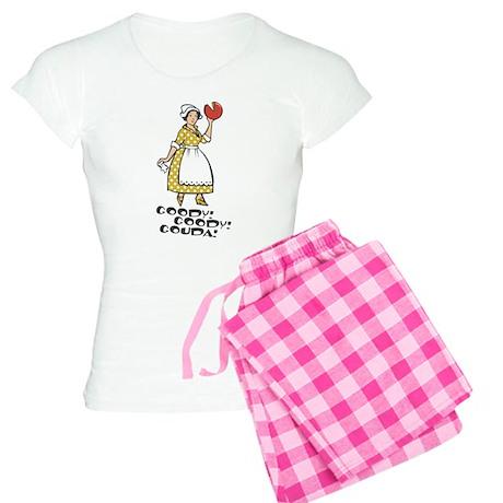 Gouda Women's Light Pajamas