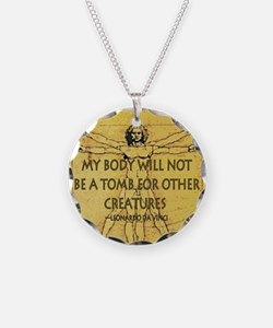 Body Tomb Necklace