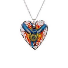 Sundancer Necklace Heart Charm