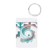 Turquoise Dawn Keychains