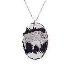 White Buffalo Necklace