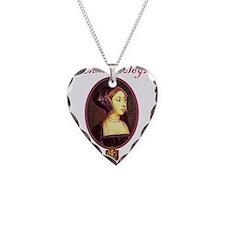 Anne Boleyn - Woman Necklace