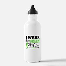 IWearLimeGreen Mom Water Bottle