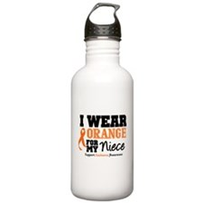 Leukemia Niece Water Bottle