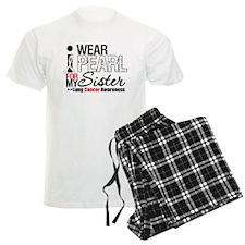 Lung Cancer (Sister) Pajamas