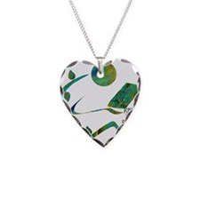 Four Rs Green Reader Necklace
