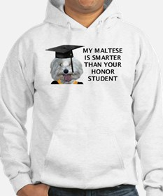 Unique My bulldog smarter than your honor student Hoodie