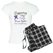 Hodgkin's Support Wife Pajamas