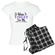I Wear Violet For Me Pajamas