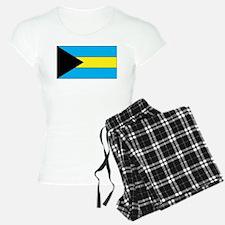 Bahamas Flag Pajamas