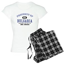 Property of Bulgaria pajamas