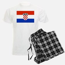 Croatian Flag Pajamas