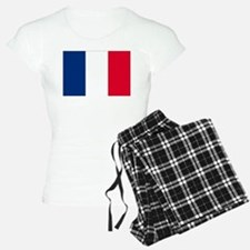 French Flag Pajamas