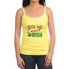 Bite Me Emmett - I'm Irish Jr.Spaghetti Strap