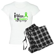 LymphomaCourageDaughter Pajamas