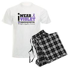 Hodgkin's Lymphoma Awareness Pajamas