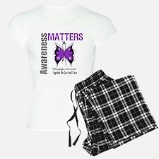 Fibromyalgia AwarenessMatters pajamas