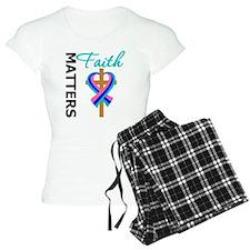 Thyroid Cancer Faith Matters Pajamas