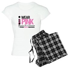 I Wear Pink Warrior Pajamas