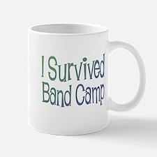 I Survived Band Camp Mug