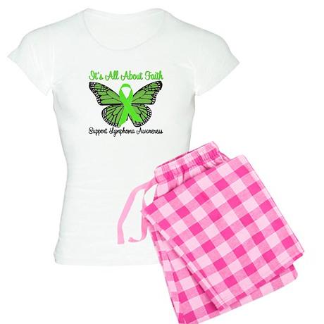 Faith Lymphoma Women's Light Pajamas
