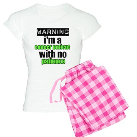 I'm a Cancer Patient With No Women's Light Pajamas
