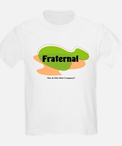 Fraternal (twin design) T-Shirt