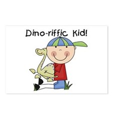 Dino-riffic Kid Postcards (Package of 8)