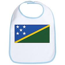 Solomons Flag Bib
