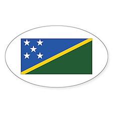Solomons Flag Decal