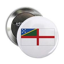 "Solomons Naval Ensign 2.25"" Button"