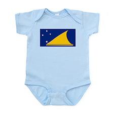 Tokelau Flag Infant Bodysuit