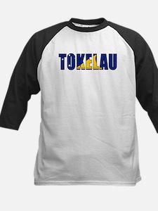 Tokelau Kids Baseball Jersey