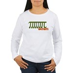 Ocotopi Pi Day Shirt T-shirt Women's Long Sleeve T