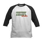 Ocotopi Pi Day Shirt T-shirt Kids Baseball Jersey