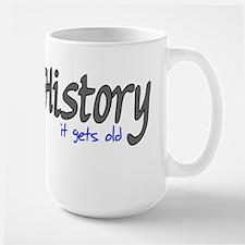 History It Gets Old Anti-Soci Mug