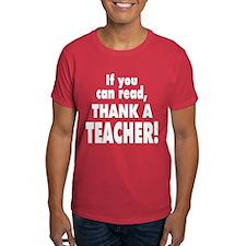 Thank a Teacher: T-Shirt