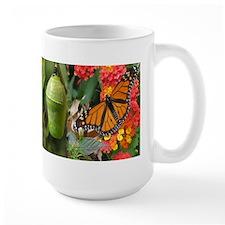 Monarch Life Cycle Mug