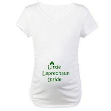 Little Leprechaun inside Shirt