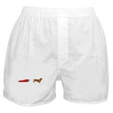 Chili Dog Boxer Shorts