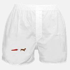 Chili Dog Boxer Shorts